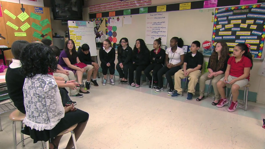 How Schools Build A Positive Culture Through Advisory | MindShift | KQED News