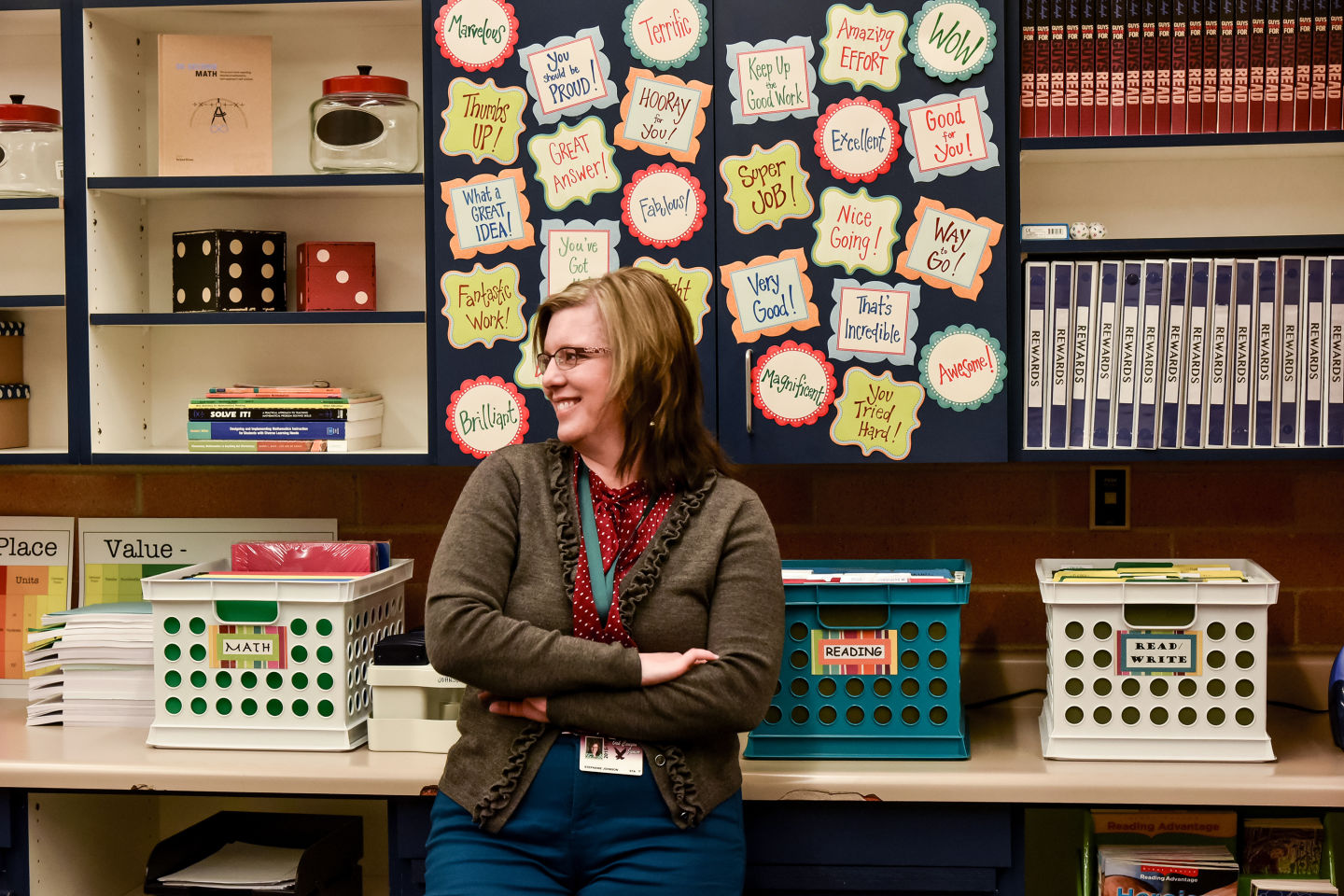 What It Takes To Be A Special Education Teacher Mindshift Kqed News