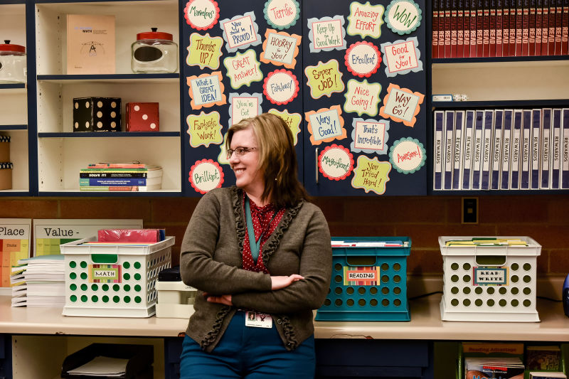 What Does Good Special Education Teaching Look Like On >> What It Takes To Be A Special Education Teacher Mindshift Kqed News