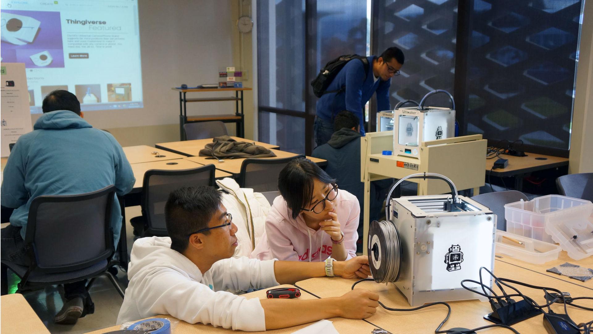3D printing extravaganza