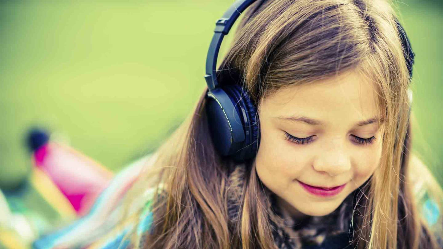 Podcasts Designed For Kids Can Be A Fun Way to Ignite Imagination | KQED