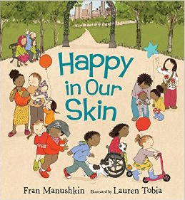 Books-Happy in our skin