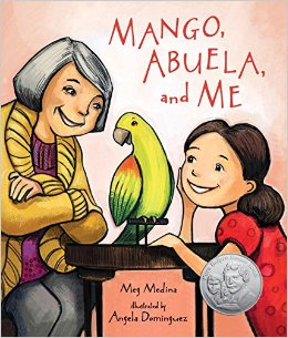 books-mango abuela