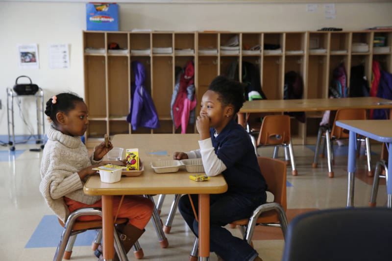 When Character, Flexibility and Laughter Are at the Center of Kindergarten