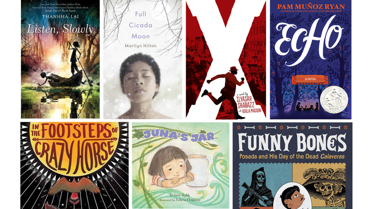 20 Books Featuring Diverse Characters To Inspire Connection And Empathy