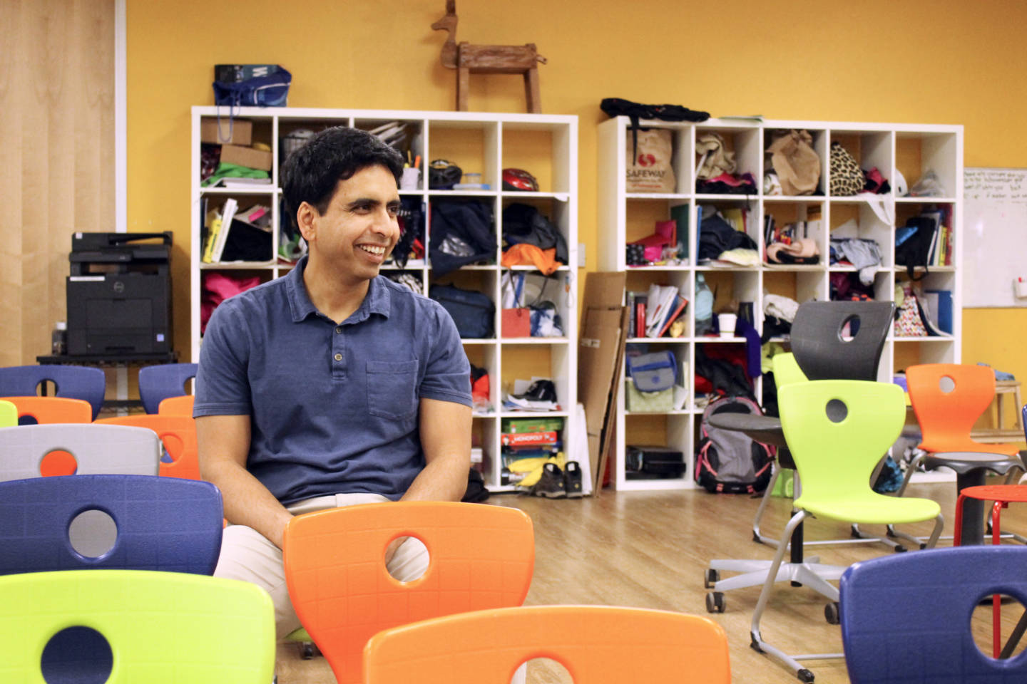 How Khan Academy's Founder Designs a Brick and Mortar School for Kids