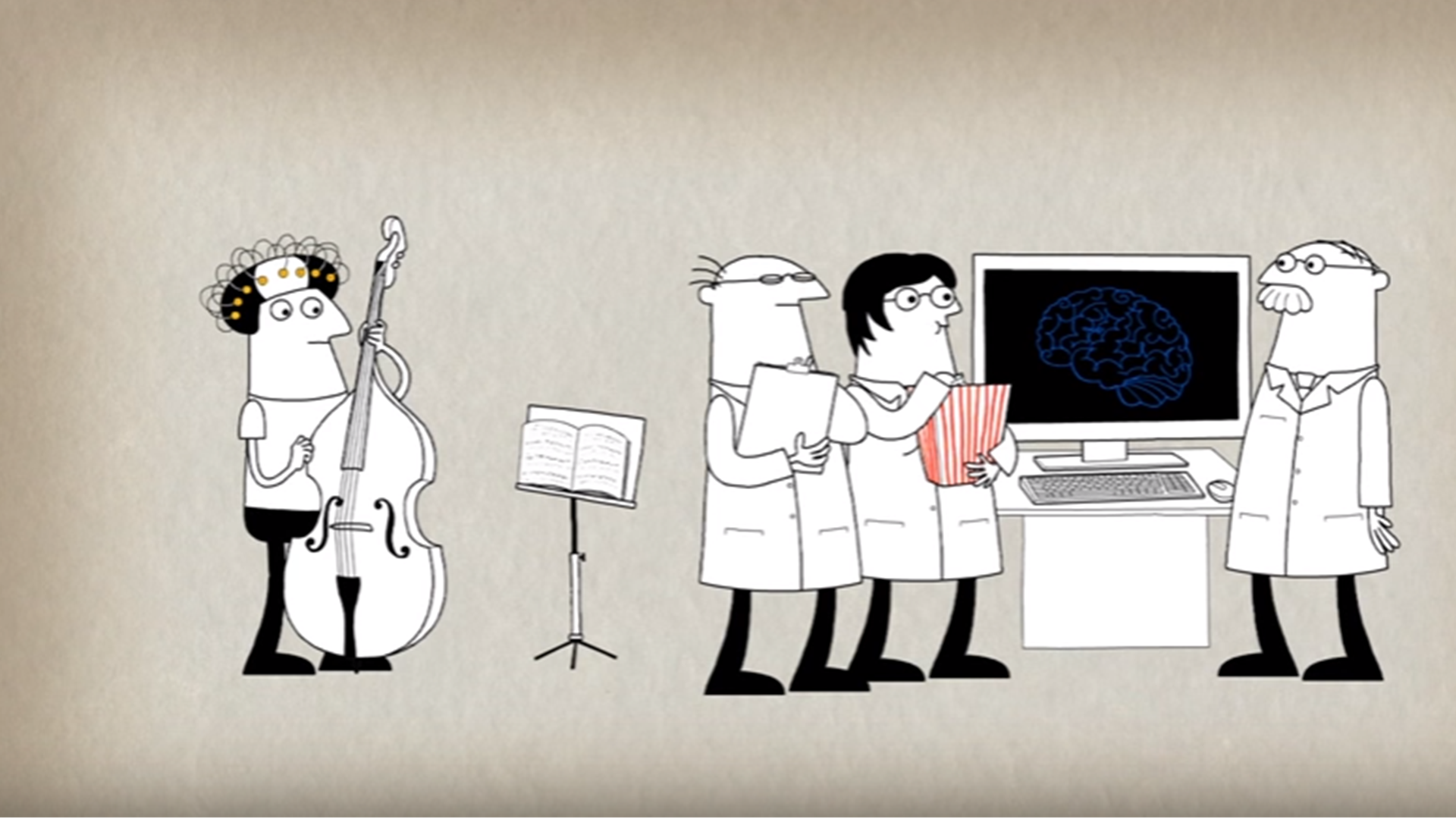 What's Going On Inside the Brain When We Play Music? | MindShift | KQED News