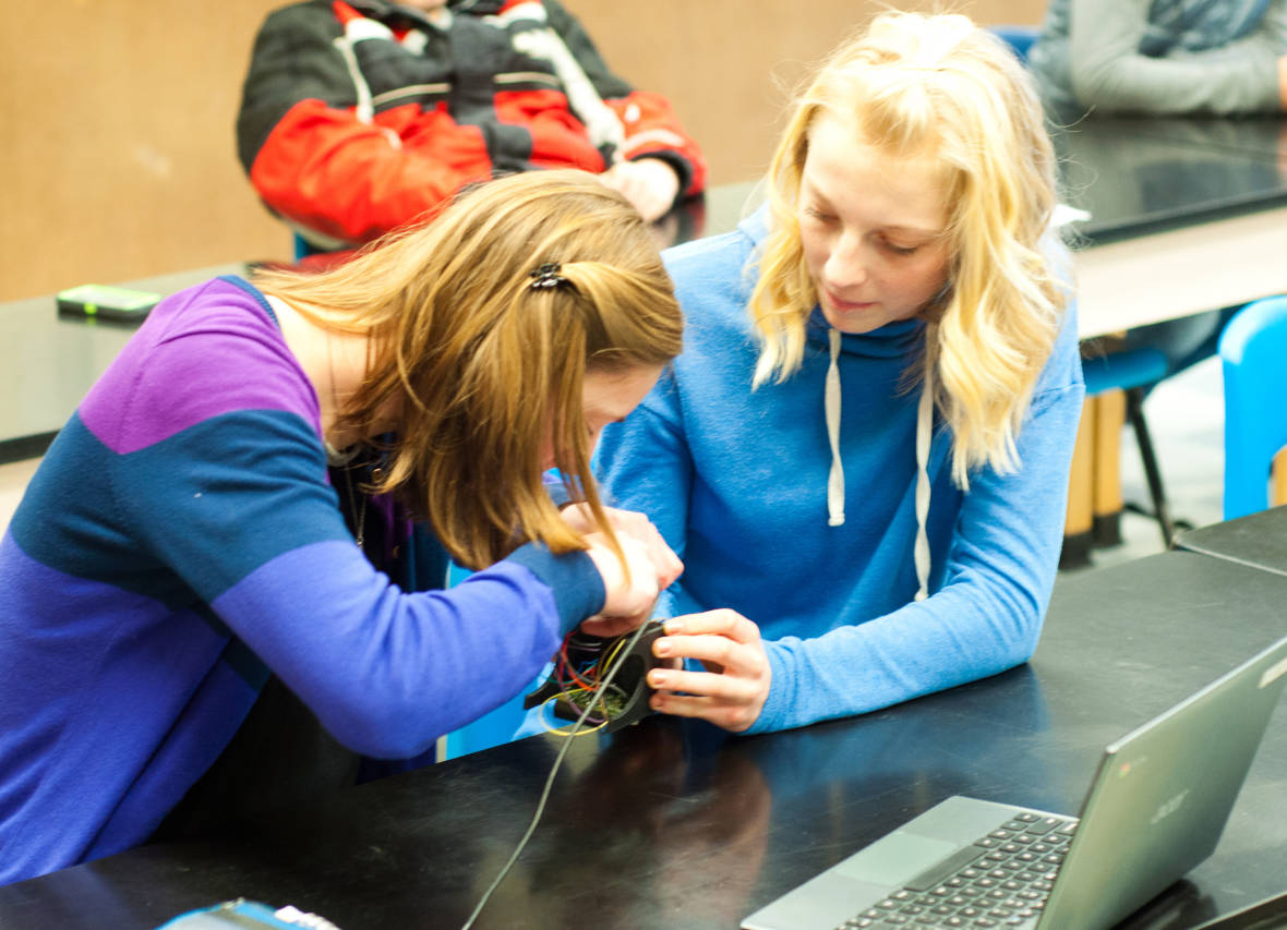 How Maker Mindsets Can Be An Easy Fit For Rural Schools