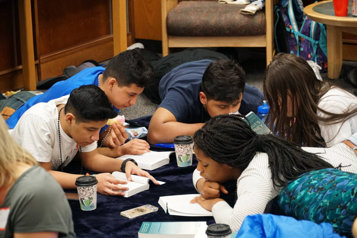 How 'One Story' Can Excite Students About Reading And Connecting With Community