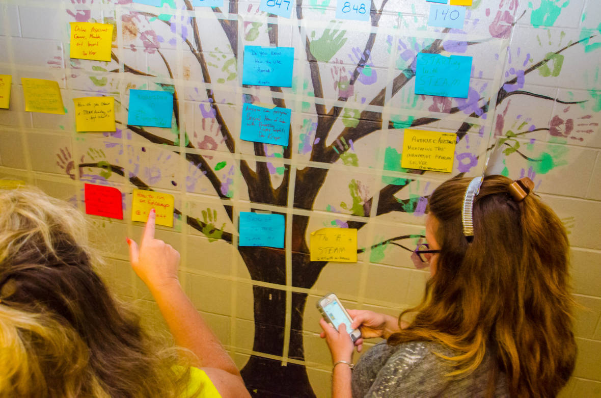 How Teachers Can Learn From One Another at Unconferences, Meet-ups and Edcamps