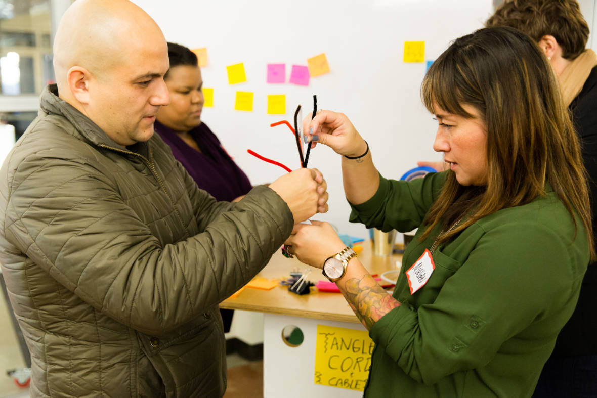 Empowering Principals As Designers Capable of Retooling School