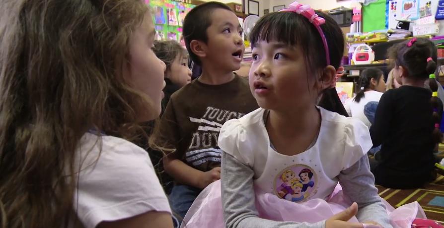 Making Social Studies More Social for All Kindergarteners