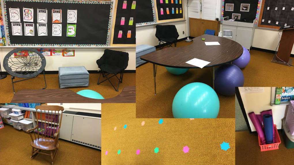 Classroom Design Considerations ~ What teachers must consider when moving to flexible