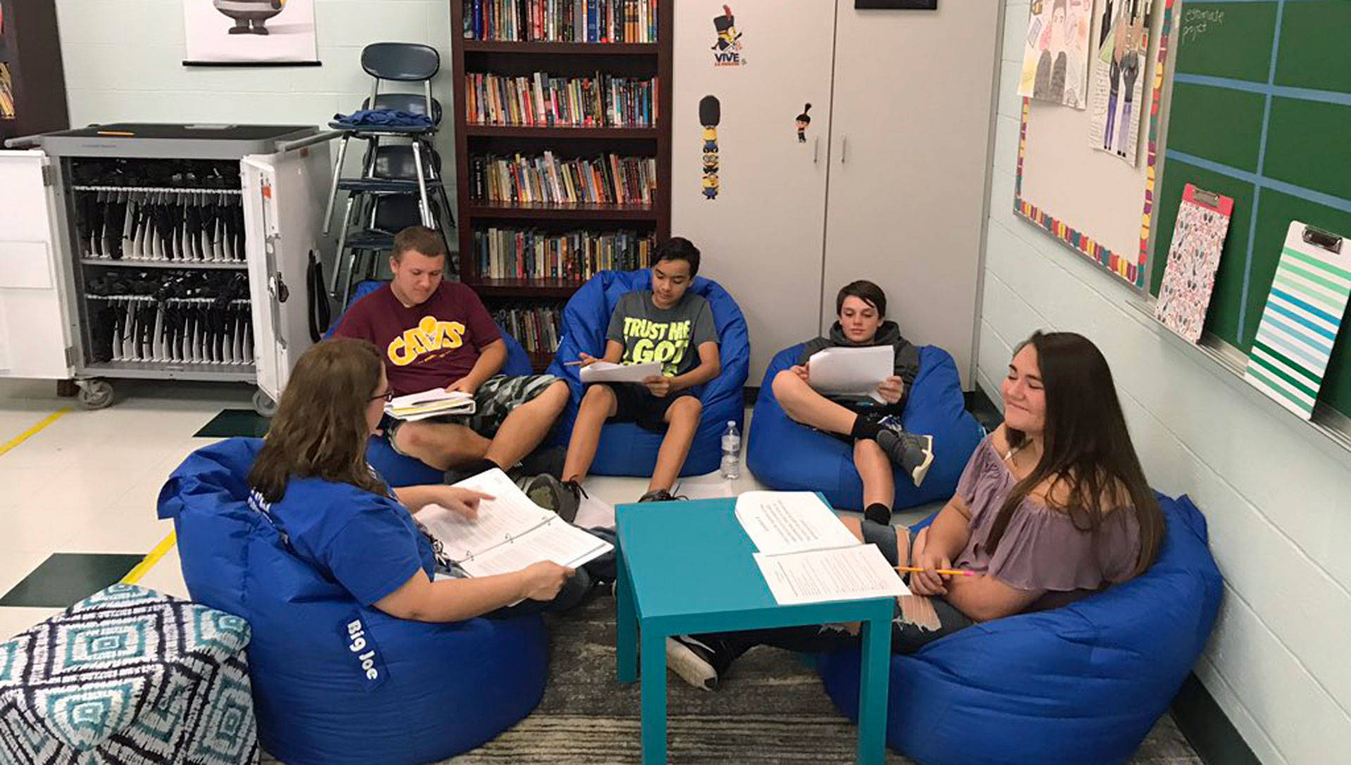 What Teachers Must Consider When Moving To Flexible Seating
