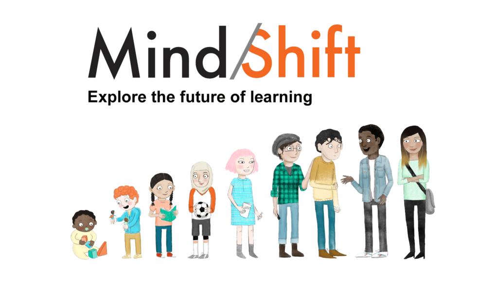 Get MindShift via Email!