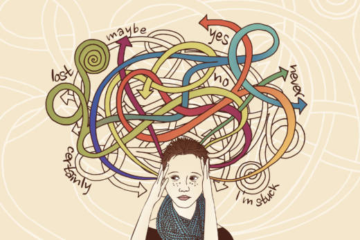 How to Find Balance When Too Much Self-Doubt Gets in the Way