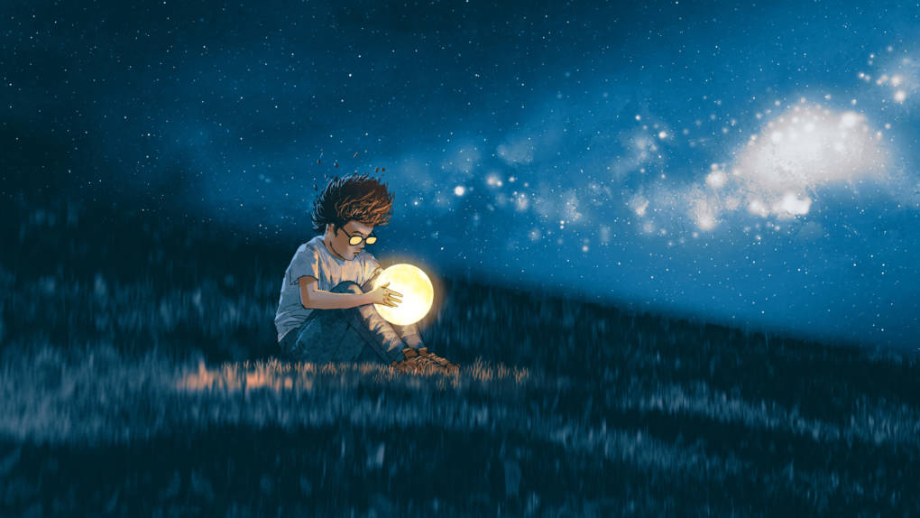 How to Help Older Kids Develop a Sense of Imagination
