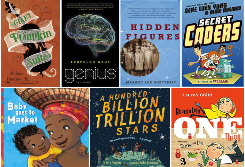 10 Books to Spark a Love of Math in Kids of All Ages
