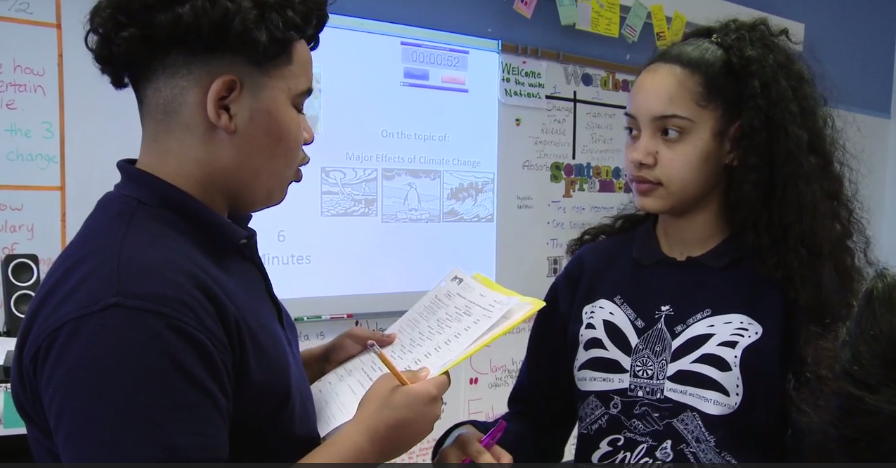 Model United Nations Offers Structured Practice for English Language Learners