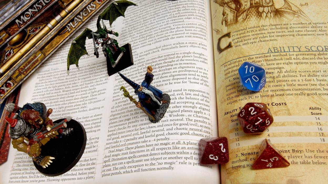 Leveraging the Lore of 'Dungeons and Dragons' to Motivate Students to Read and Write
