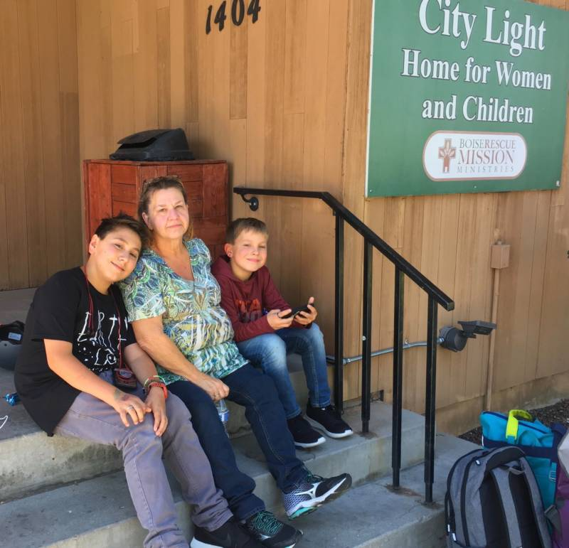Trying Not To Break Down — A Homeless Teen Navigates Middle School