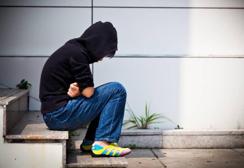 Should Childhood Trauma Be Treated As A Public Health Crisis?