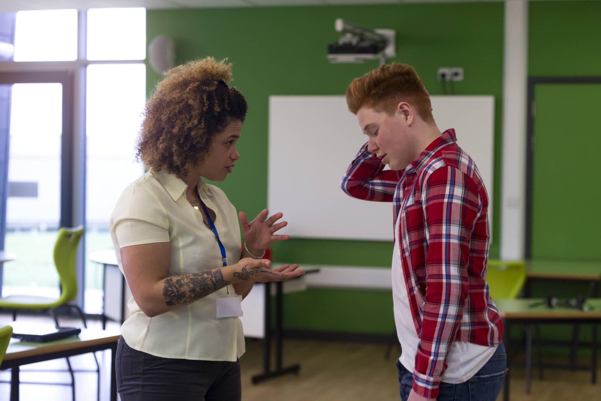 Compassion-Based Strategies for Managing Classroom Behavior