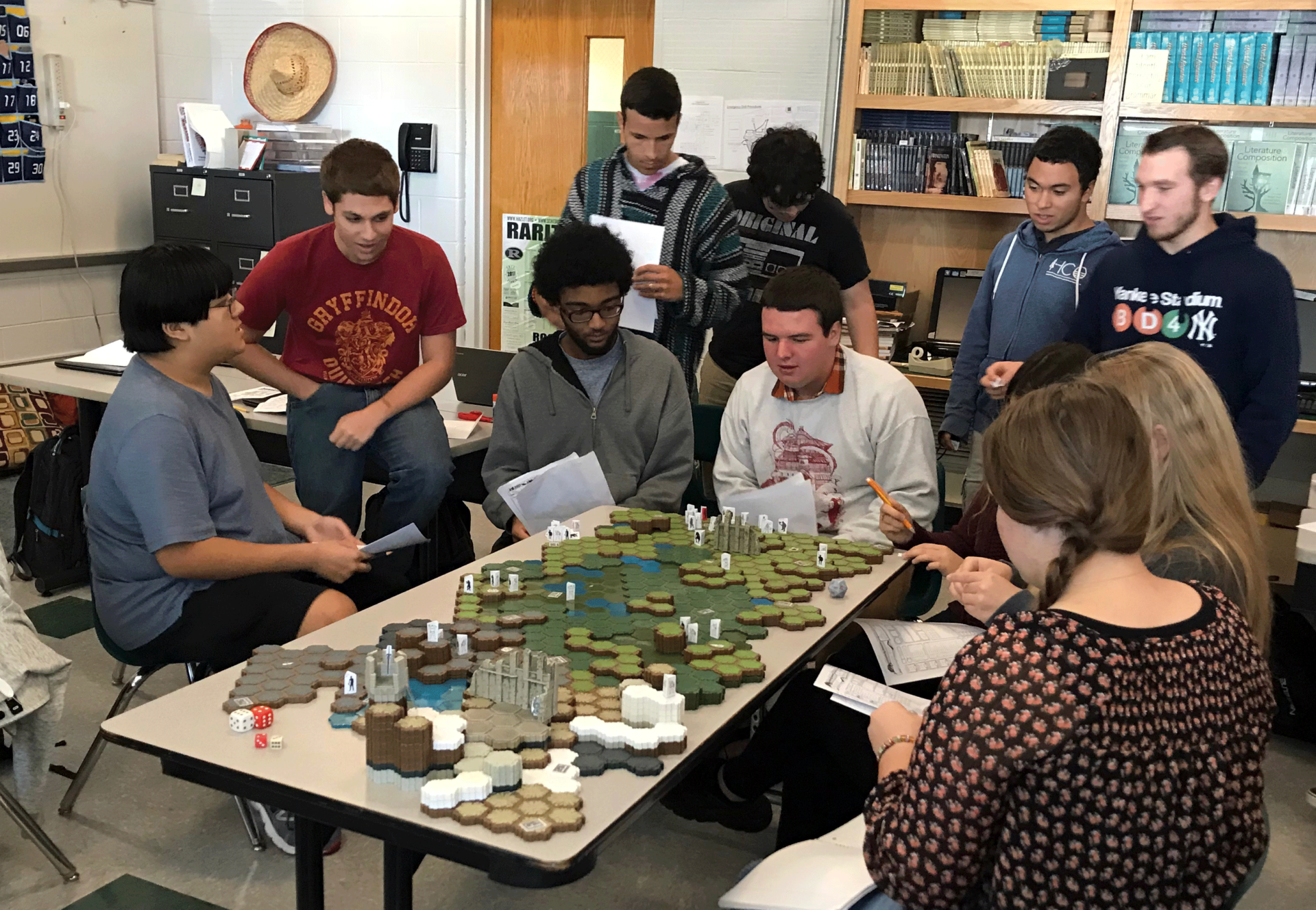 How Dungeons Dragons Can Help Kids Develop Social Emotional Learning Skills Kqed