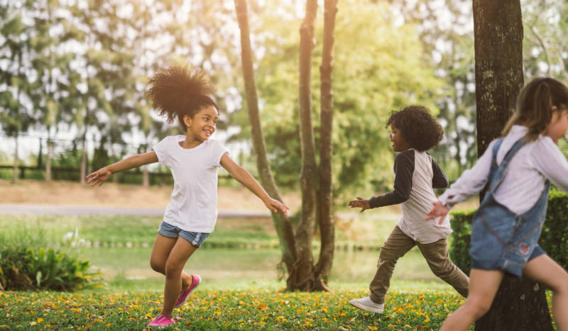 How Movement and Exercise Help Kids Learn