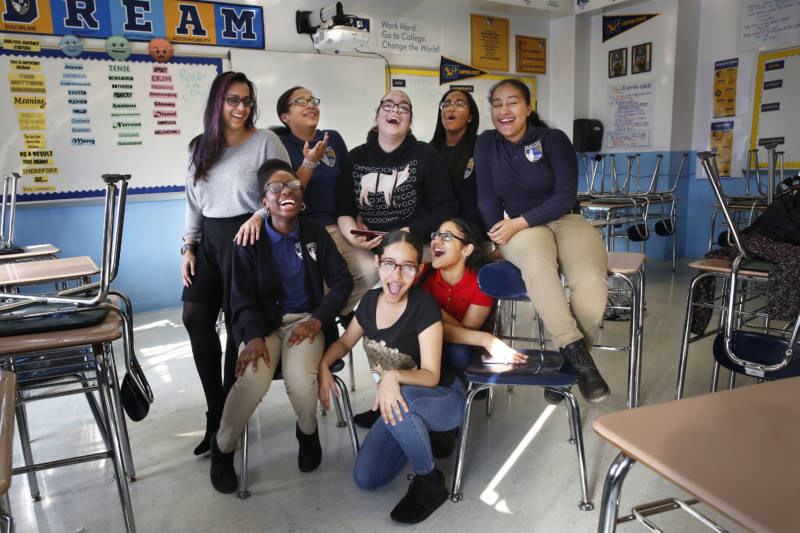 Periods! Why These 8th-Graders Aren't Afraid To Talk About Them