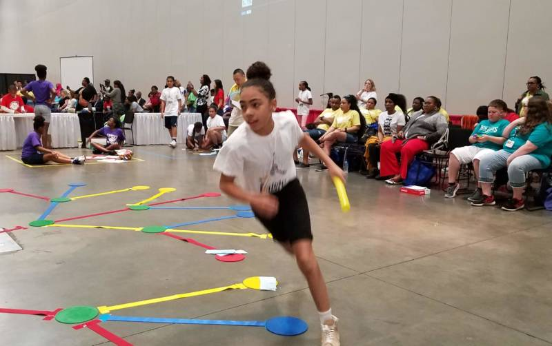 Getting Physical: How the Flagway Game Sparks Learning and Love of Math