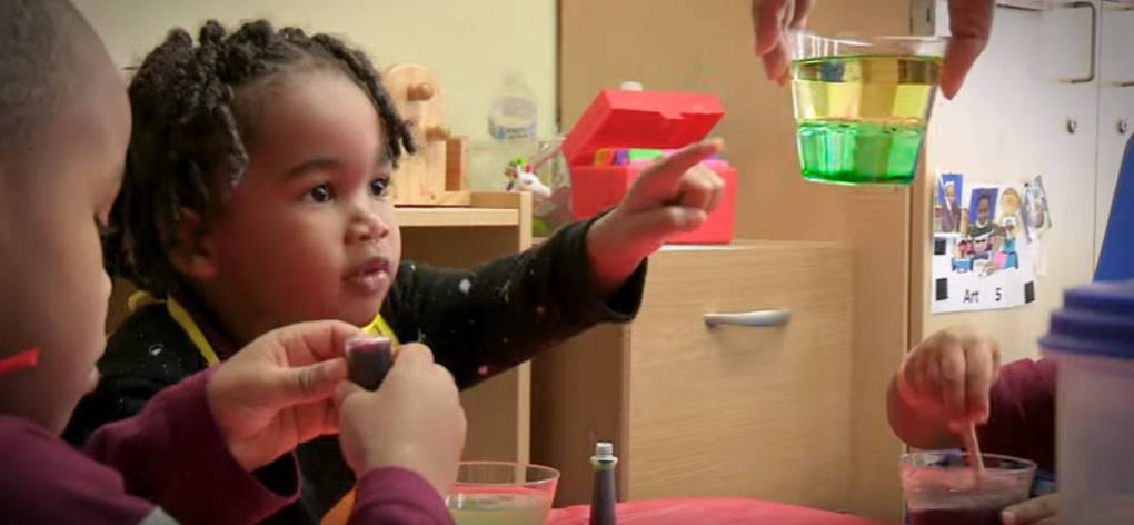 How Preschool Teachers Leverage Student Curiosity into Early STEM Exploration