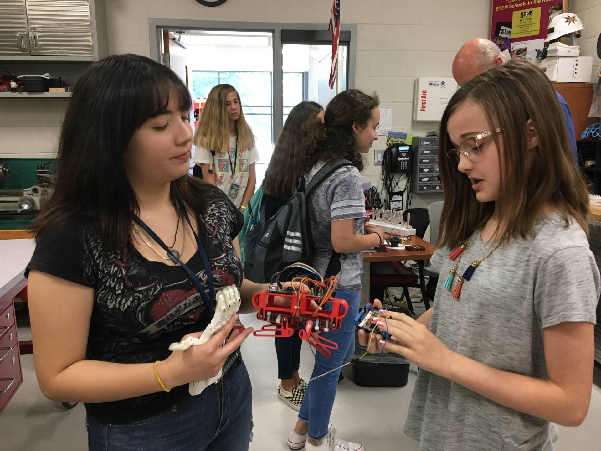 What Does 'Career Readiness' Look Like in Middle School?