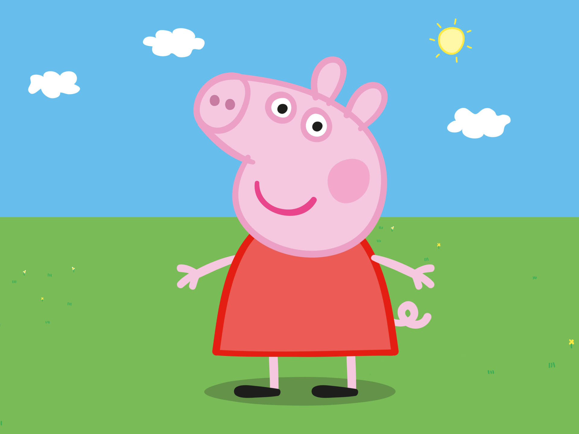 Queue Up Your Preschool Playlist Peppa Pig Has Just Dropped My
