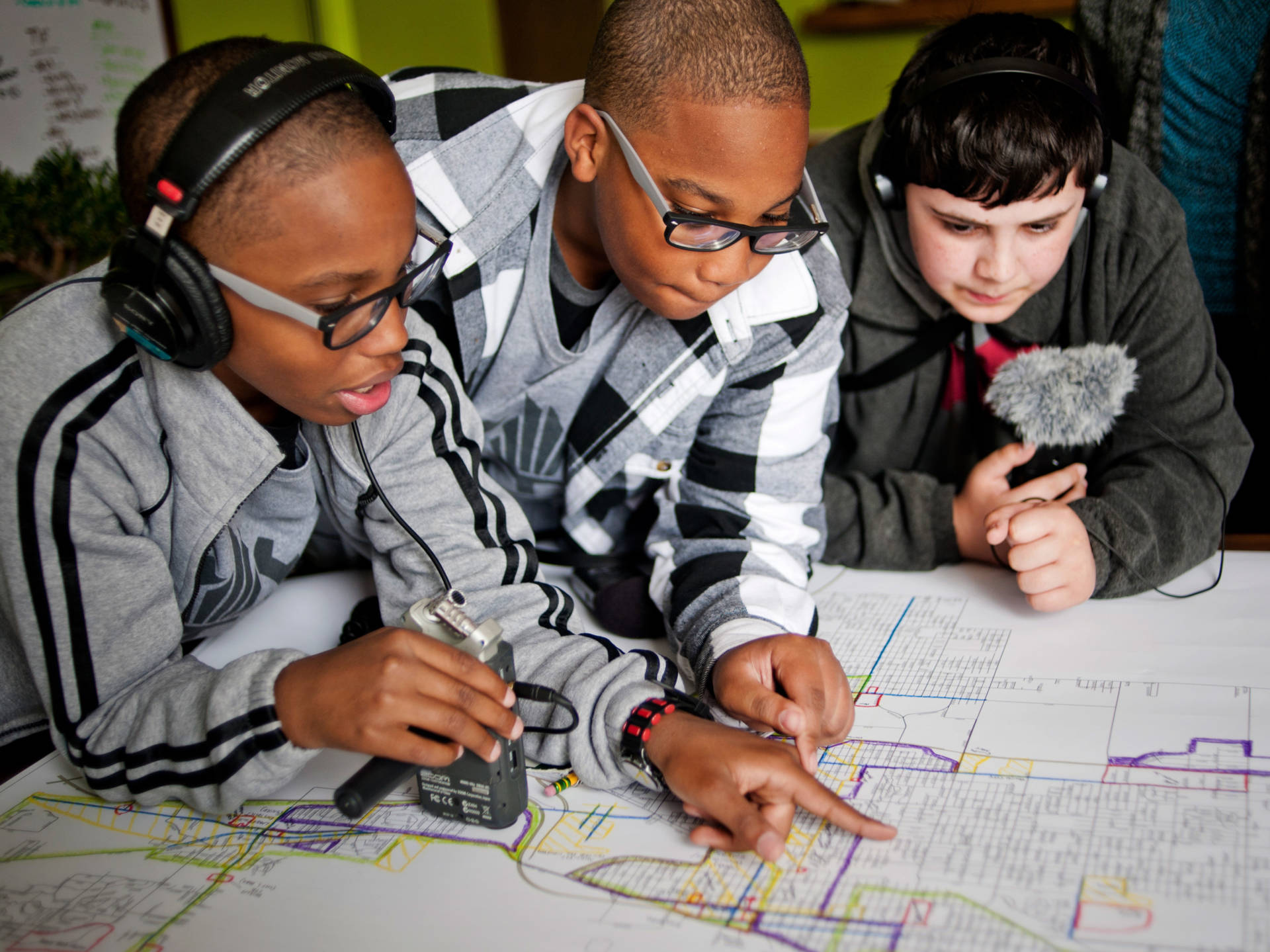 These Teens Started Podcasting As A Hobby, Then It Turned Into Serious Journalism