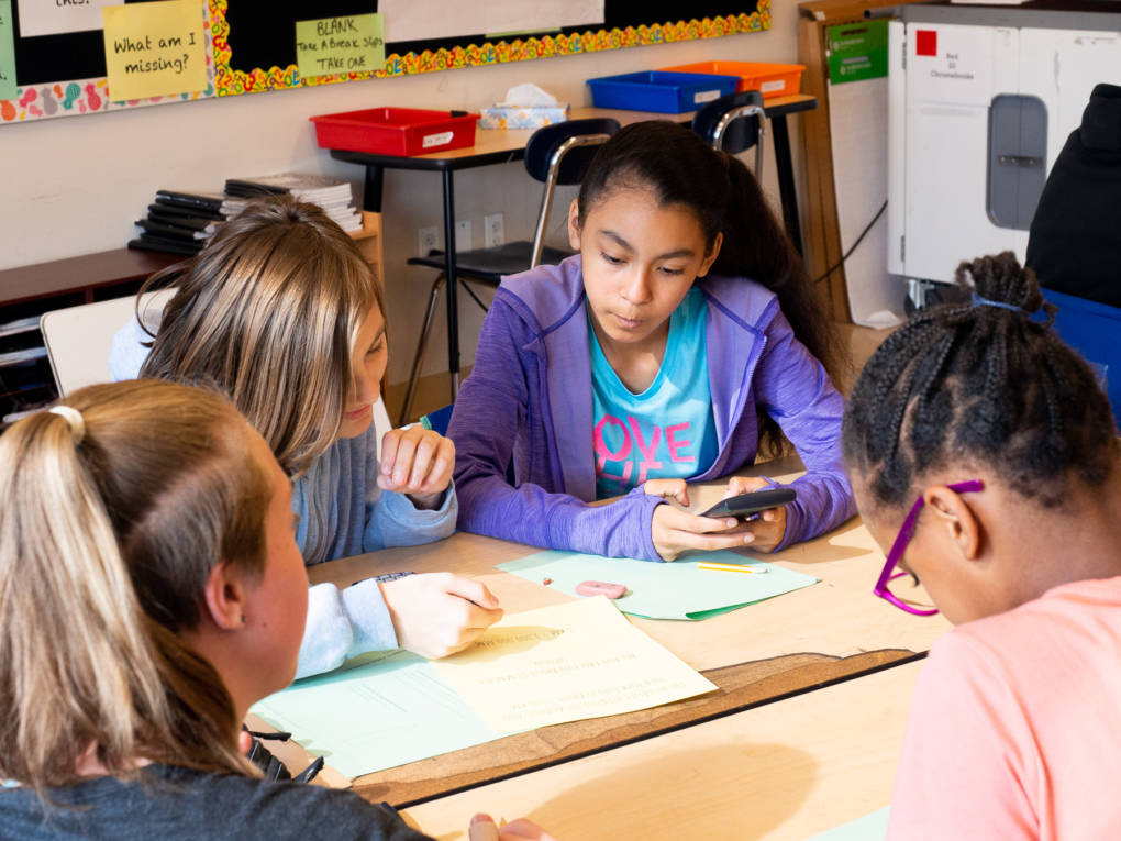 How A School Prioritizes Character as Much as Academics