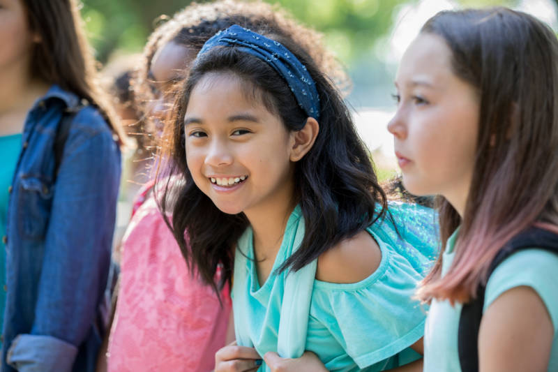 How Parents Can Help Middle Schoolers Build Confidence and Character