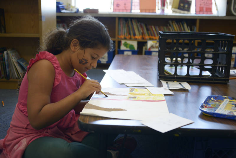 How Art Can Help Center a Student's Learning Experience