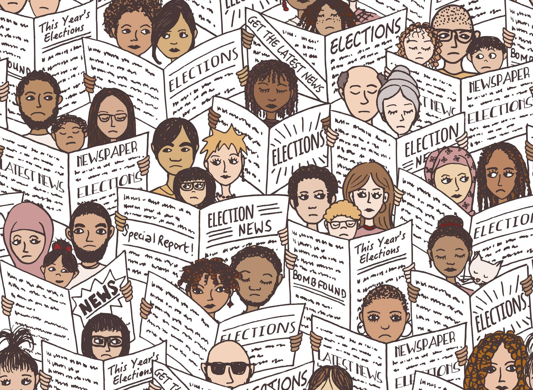 How Classroom Political Discussions — Controversies, Too — Prepare Students for Needed Civic Participation