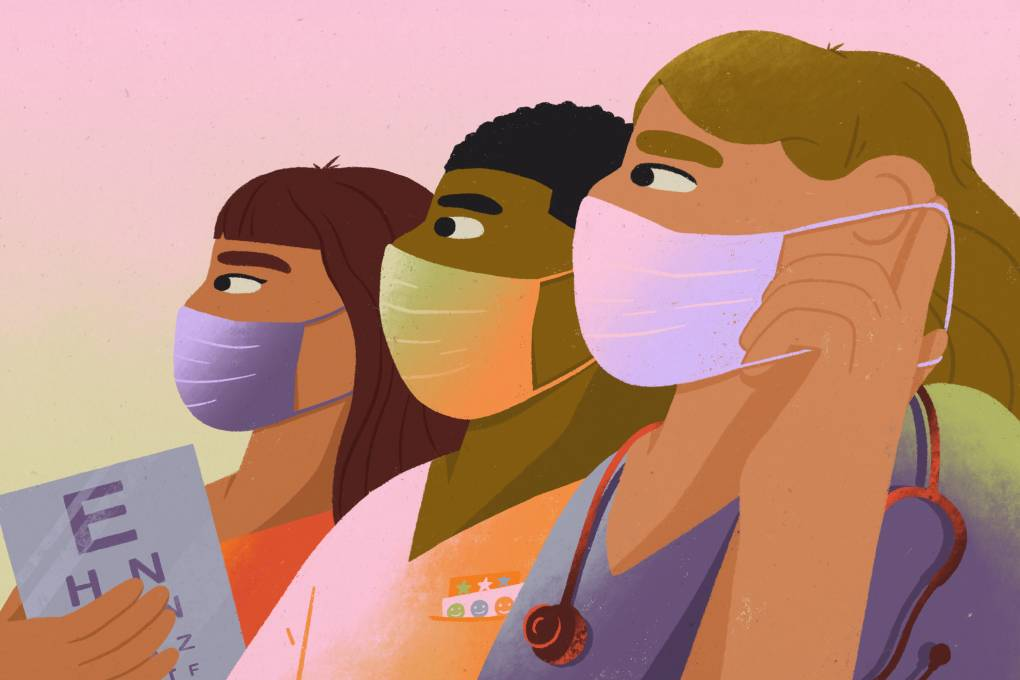 Overwhelmed, Stressed, Scared: School Nurses Brace for the Fall Semester - MindShift