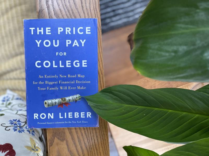 """The Price You Pay for College"" by Ron Lieber helps families understand the real cost of college"