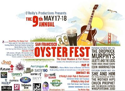San Francisco Oyster Fest