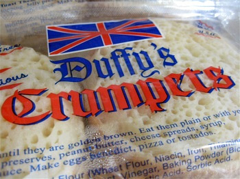 Duffy Crumpets