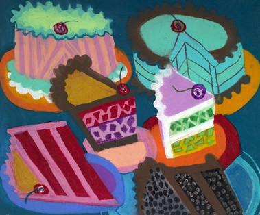 Creativity Explored: Tasty Art Exhibit Opens Bay Area ...