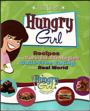Hungry Girl bookcover