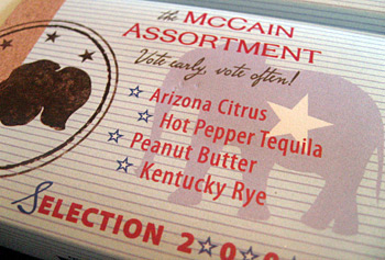 Burdick McCain chocolates