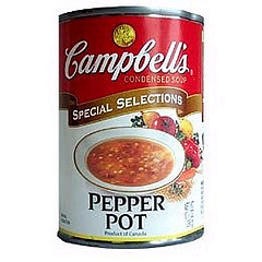 campbells soup pepper pot