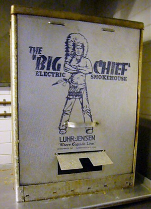 Picco Big Chief smokers