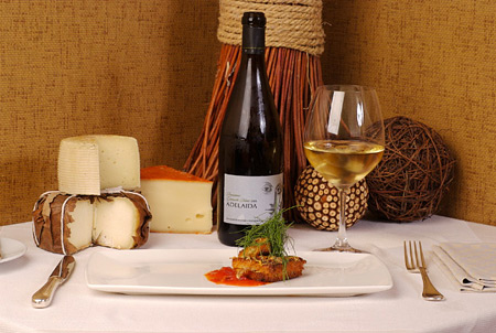 Cheese and Wine Dinner