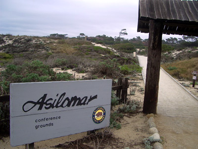 Ecological Farming Conference at Asilomar
